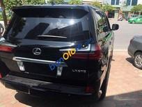 Cần bán xe Lexus LX 570 đời 2016, màu đen, xe mới