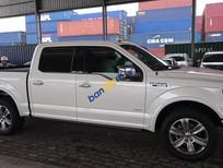 Bán ô tô Ford F 150 Platinum , màu trắng, nhập khẩu Mỹ