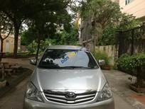 Bán xe Innova G màu bạc SX cuối 2008, đăng ký chính chủ Ngân Hà 0916031448