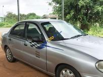 Bán ô tô Daewoo Lanos SX đời 2001, màu bạc