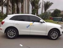 Bán Audi Q5 2.0 2011, màu trắng, nhập khẩu chính hãng chính chủ