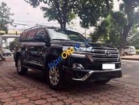 Bán Toyota Land Cruiser VX đời 2016, màu đen, nhập khẩu chính hãng như mới