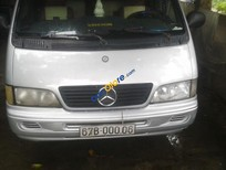 Bán ô tô Mercedes 140D đời 1996, màu bạc, nhập khẩu