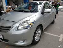 Bán Toyota Vios 1.5MT đời 2011, màu bạc chính chủ
