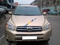 Cần bán Toyota RAV4 Limited 2008, màu vàng, nhập khẩu, 740tr