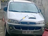 Bán ô tô Hyundai Grand Starex đời 2003, màu bạc chính chủ, giá tốt