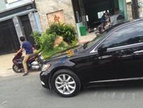 Bán Lexus LS 460L màu đen, nhập khẩu