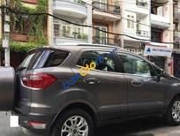 Cần bán Ford EcoSport AT đời 2014, màu nâu