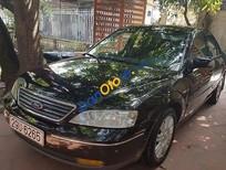 Bán Ford Mondeo 2.5AT đời 2004, màu đen