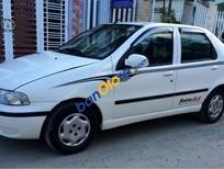 Cần bán gấp Fiat Siena 1.3 đời 2002, màu trắng, 130 triệu