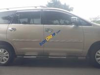 Cần bán Toyota Innova G sản xuất 2010 số sàn