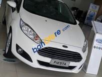 Bán Ford Fiesta 1.0L Ecoboost đời 2016, màu trắng