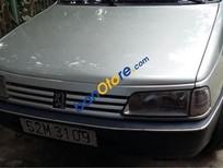 Cần bán gấp Peugeot 405 1990, màu bạc