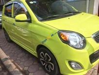 Cần bán Kia Morning AT đời 2010, màu vàng, 350 triệu