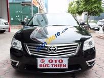Cần bán Toyota Camry 2.4G đời 2010, màu đen