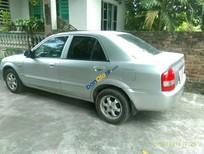 Bán Mazda 323 2003, màu bạc, nhập khẩu