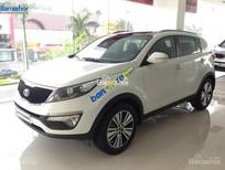 Kia Bạch Đằng 0976223345 bán ô tô Kia Sportage đời 2015, màu trắng, xe nhập
