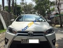 Bán xe Toyota Yaris đời 2015, màu trắng