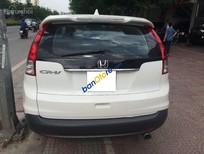 Bán nhanh xe Honda CR V 2.4AT sản xuất 2014, màu trắng