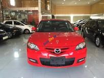 Bán ô tô Mazda 3 2.0S sản xuất 2009 đăng ký 2010, màu đỏ, nhập khẩu giá cạnh tranh