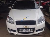 Cần bán lại xe Chevrolet Aveo LTZ 1.5AT năm 2015, màu trắng, giá 425tr