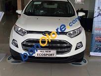 Bán Ford EcoSport 1.5L Titanium đời 2016, màu trắng, 600tr