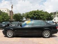 Cần bán lại xe BMW 5 Series 525i đời 2003, màu đen chính chủ giá cạnh tranh