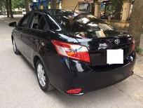 Bán ô tô Toyota Vios J đời 2015, màu đen