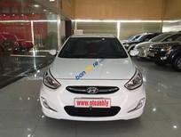 Bán Hyundai Grand i10 đời 2015, màu trắng, nhập khẩu chính hãng, 385 triệu