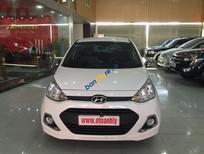 Bán ô tô Hyundai Grand i10 đời 2015, màu trắng, nhập khẩu nguyên chiếc, 385 triệu