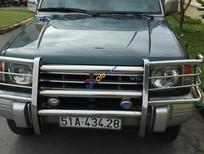 Cần bán xe Mitsubishi Pajero đời 2003, màu xanh lam