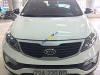 Cần bán xe Kia Sportage Limited đời 2011, màu trắng, nhập khẩu nguyên chiếc