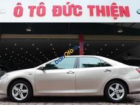 Cần bán xe Toyota Camry 2.5Q SX 2015, màu vàng cát, form mới