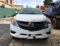 Cần bán lại xe Mazda BT 50 2.2 đời 2015, màu trắng