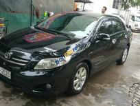 Cần bán xe Toyota Corolla Altis 1.8 AT năm 2009, màu đen