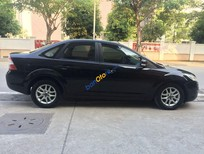 Cần bán gấp Ford Focus 1.8 MT đời 2010, màu đen