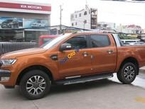 Bán ô tô Ford Ranger Wildtrak 3.2L 2016, 870 triệu