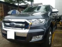 Ford Ranger AT đời 2016, màu xám, nhập khẩu Thailand, nắp thùng Thái, giảm giá tiền mặt để tăng số