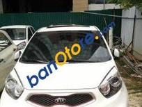 Bán ô tô Kia Morning AT sản xuất 2014, màu trắng