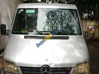 Bán Mercedes Sprinter 313 đời 2009, màu bạc