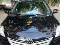 Bán ô tô Toyota Vios MT đời 2011, màu đen