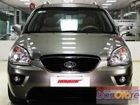 Cần bán lại xe Kia Carens SX 2.0MT đời 2011, màu xám, số sàn, 442 triệu