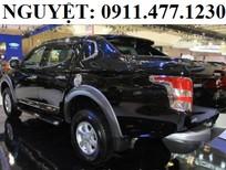 Mitshubishi Triton AT 1 cầu màu đen mới 2016,xe nhập.Lhệ: Lê Nguyệt: 0911.477.123