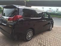 Cần bán xe Toyota Alphard Executive Lounge đời 2016, màu đen, nhập khẩu nguyên chiếc, 413.01tr