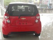 Bán xe Chevrolet Spark LS đời 2016, màu đỏ giá cạnh tranh