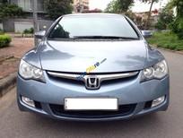 Bán ô tô Honda Civic 2.0AT đời 2008 số tự động