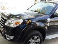 Cần bán Ford Everest AT đời 2011, màu đen