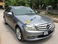Chính chủ bán xe Mercedes C200 đời 2008, màu xám