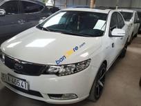 Bán xe cũ Kia Forte 1.6AT đời 2013, màu trắng số tự động giá cạnh tranh
