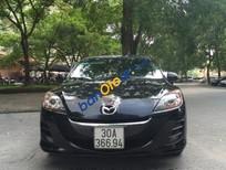 Cần bán gấp Mazda 3 AT năm 2010, màu đen số tự động, giá tốt